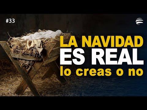 LA NAVIDAD ES REAL LO CREAS O NO - Carlos Cuauhtémoc Sánchez