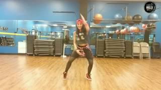 Dura - Daddy Yankee - Choreography by Vanessa Mills.