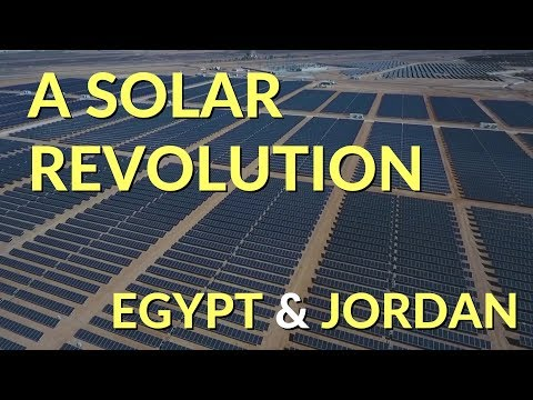 A Solar Revolution in Egypt & Jordan