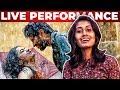 LIVE Pularaadha Singer Aishwarya S Goosebumps Performance Dear Comrade Vijay Deverakonda