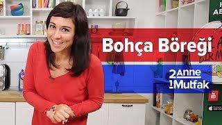 Sağlıklı Beslenme Çantası #6 - Pırasalı & Peynirli Bohça Böreği | İki Anne Bir Mutfak