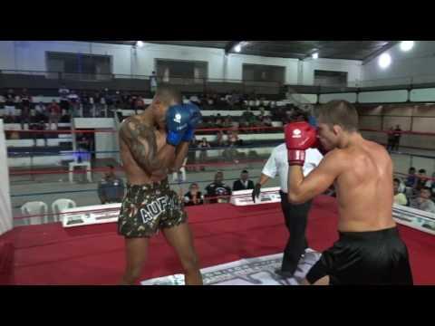 Vitor Oristanio x Fabio Silva WRK kickboxing