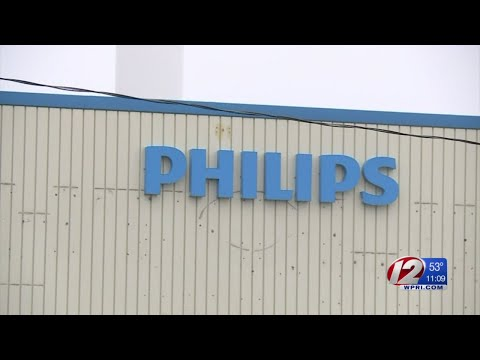 Markey: Philips 'should Be Ashamed' For Moving Jobs From Fall River To Mexico