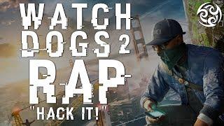 "♫ WATCH DOGS 2 RAP [PL] - ""Hack It!""   Slovian (prod. Flobeatz)"