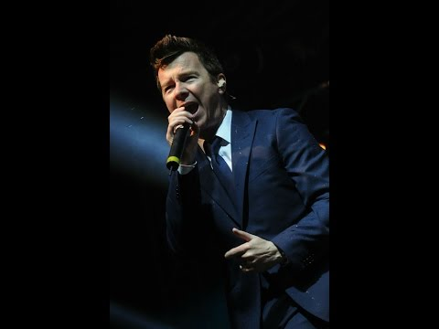 Tom Jones vs. Rick Astley - Never Not Unusual (YITT mashup)