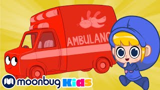Скорая Помощь Морфл Детские мультики Morphle Морфл Moonbug Kids