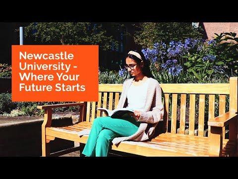 Newcastle University - Where Your Future Starts