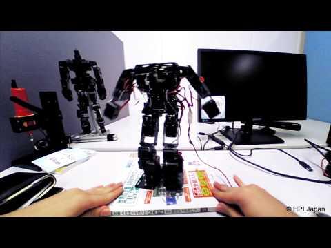 V-Sidoで実現する転倒しづらいロボット/Stable robot control using V-Sido OS