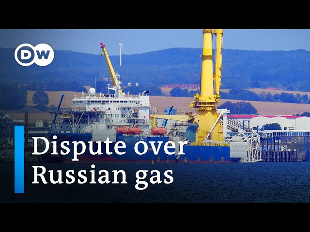 US threatens Germany with sanctions over Nord Stream 2 gas pipeline | DW News