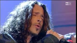 """Gabin & Chris Cornell - Lies """"Parla Con Me"""" TV Show, Italy (..."""