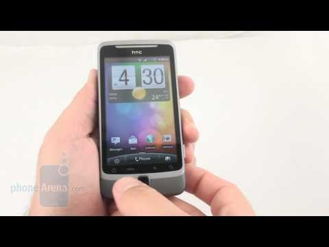 HTC Desire Z Review Part One