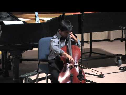 11-Year-Old Cellist Noah Lee Performs Popper