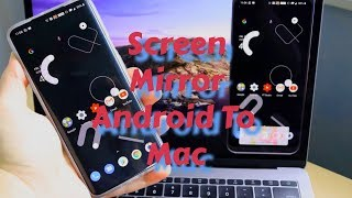 mirror Android or iOS on MacBook with Reflector 3 - Short Tutorial
