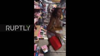 Mexico: Looting erupts in Veracruz amid protests against fuel price hike
