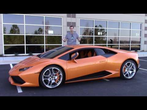 Вот почему Lamborghini Huracan стоит 250000$ ОБЗОР (Doug DeMuro на русском)