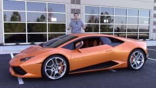 Вот почему Lamborghini Huracan стоит $250 000