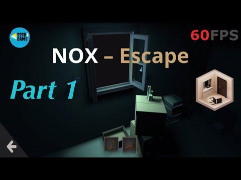 NOX – Escape Game: Part 1 , IOS/Android Walkthrough