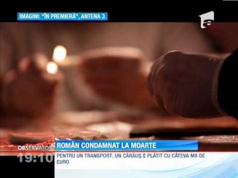 Un roman a fost condamnat la moarte in Malaezia! Tanarul a fost prins pe aeroport, cu droguri in bag