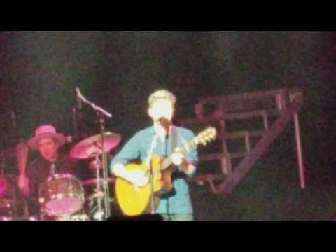 Niall Horan cover of Issues ZPL Birthday Bash 2017