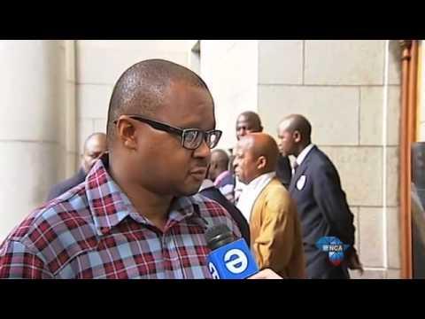 Judge Patrick Maqubela's son happy with guilty verdict