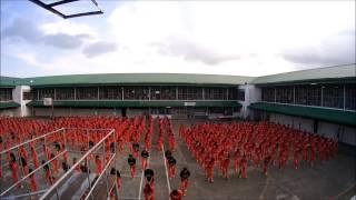 CPDRC Dancing Inmates I love cebu