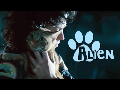 Alien Recut as a Comedy | Trailer Mix