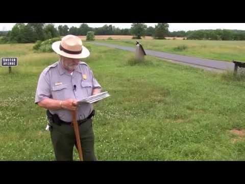 Clash at East Cavalry Field - Ranger Chuck Teague