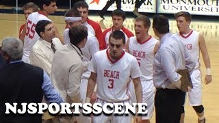 Matt Farrell Highlights from Shore Conference Tournament! Notre Dame Bound Point Guard!