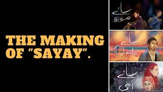 Making of Sayay Season 1 | Mooroo | VLOG
