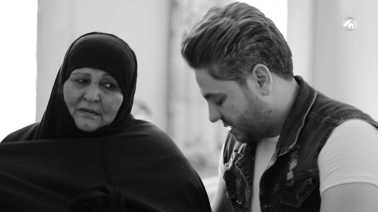 شاهد نعي وبكاء الام على ولدها الذي بسق في وجه والدلتة امام زوجتة وطردها من المنزل/علي عذاب