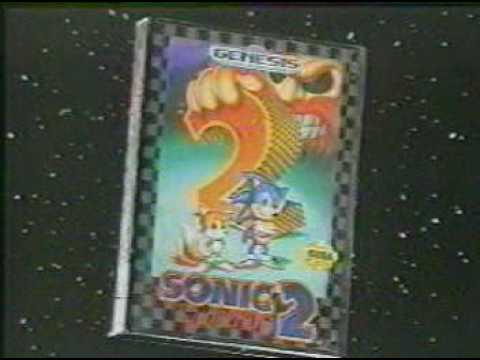 Sonic the Hedgehog 2 Genesis TV Spot