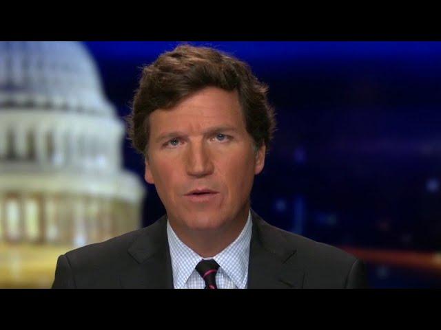 Tucker\: None of Biden\'s actions help law abiding Americans