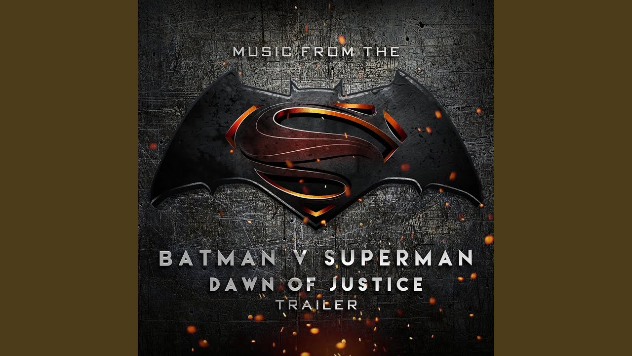 Music From The Batman V Superman Dawn Of Justice Comic Con Trailer