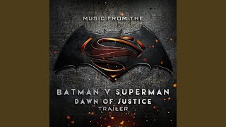 "Music from The ""Batman V Superman: Dawn of Justice"" Comic-Con Trailer"