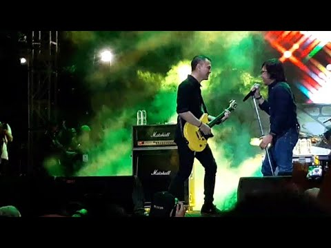Dewa19 feat Ari Lasso - Restu Bumi (festival 90's 2017 PRJ Kemayoran