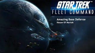 Star Trek Fleet Command 7 - Amazing Base Defense