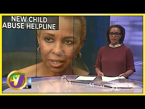 211 New Child Abuse Helpline | TVJ News - August 20 2021