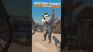 Western Cowboy: Shooting Game