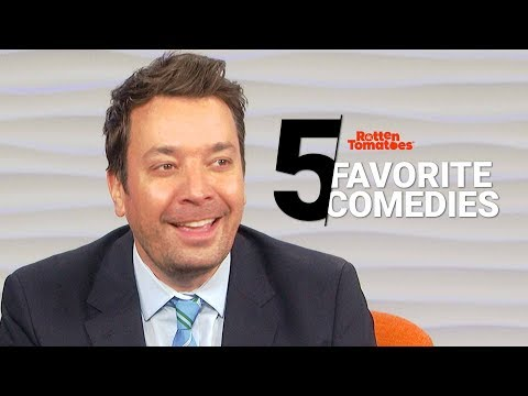 Jimmy Fallon's Five Favorite Comedy Films | Rotten Tomatoes