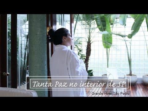 Grande Hotel São Pedro // Vlog de Viagem // Marina Breithaupt