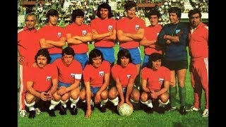 Chile vs Peru Clasificatorias Mundial de Alemania 1974