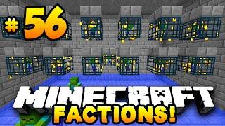 """Minecraft FACTIONS #56 """"NEW MOB GRINDER!"""" - w/PrestonPlayz & MrWoofless"""