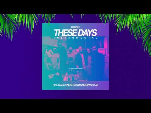 Rudimental - These Days (Official Instrumental)