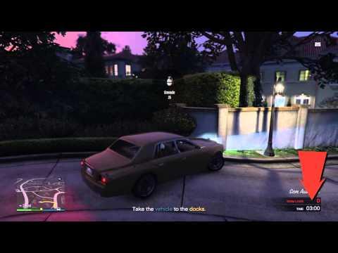GTA Online - Bullshit Moment