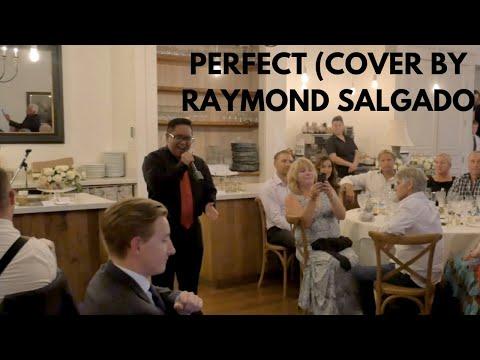 Perfect - Ed Sheeran Wedding Cover By Raymond Salgado