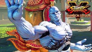Street Fighter 5 - SETH Reveal Trailer @ 1080p (60ᶠᵖˢ) ✔