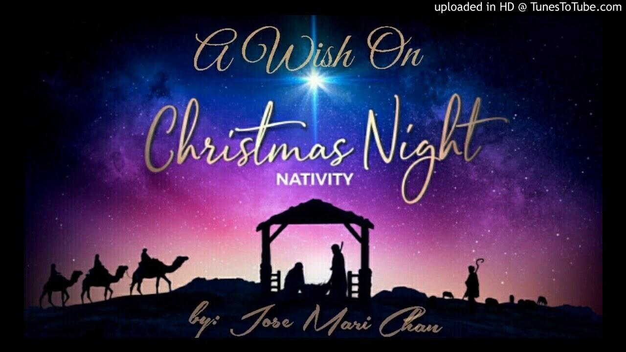 Jose Mari Chan - A Wish On Christmas Night (hd remastered) - YouTube