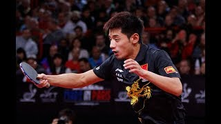 Zhang Jike - Built For Table Tennis