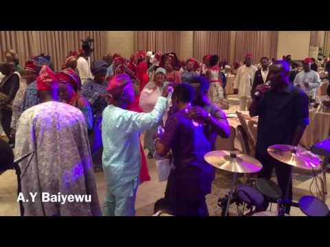 A.Y Baiyewu • Aug 13, 2016 • Greenbelt, MD