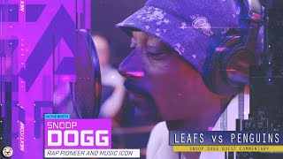 NHL 20: Penguins vs Leafs - 2nd Period | Snoop Dogg Guest Commentary